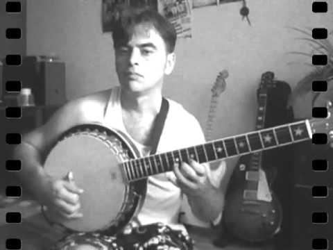 Моцарт на банджо. Нон-стоп!