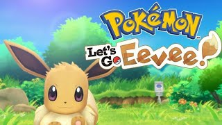 #Pokemon #LetsGo #Eevee! Story/Talk [#LIVE] Part 13 #gaming #Nintendo #switch