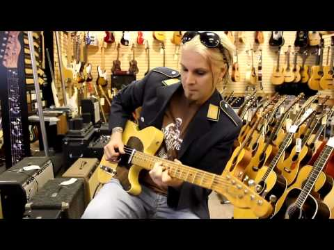 John 5 At Normans Rare Guitars