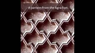 #11 Agra Fort - How To Draw Islamic Geometry - زخارف اسلامية هندسية