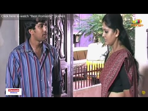 Tilak Trying To Impress An Aunty - Nirmala Aunty Movie Scenes video