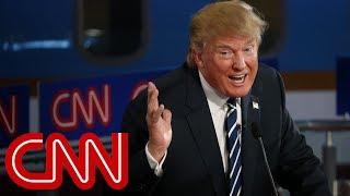 Trump: We speak English here, not Spanish