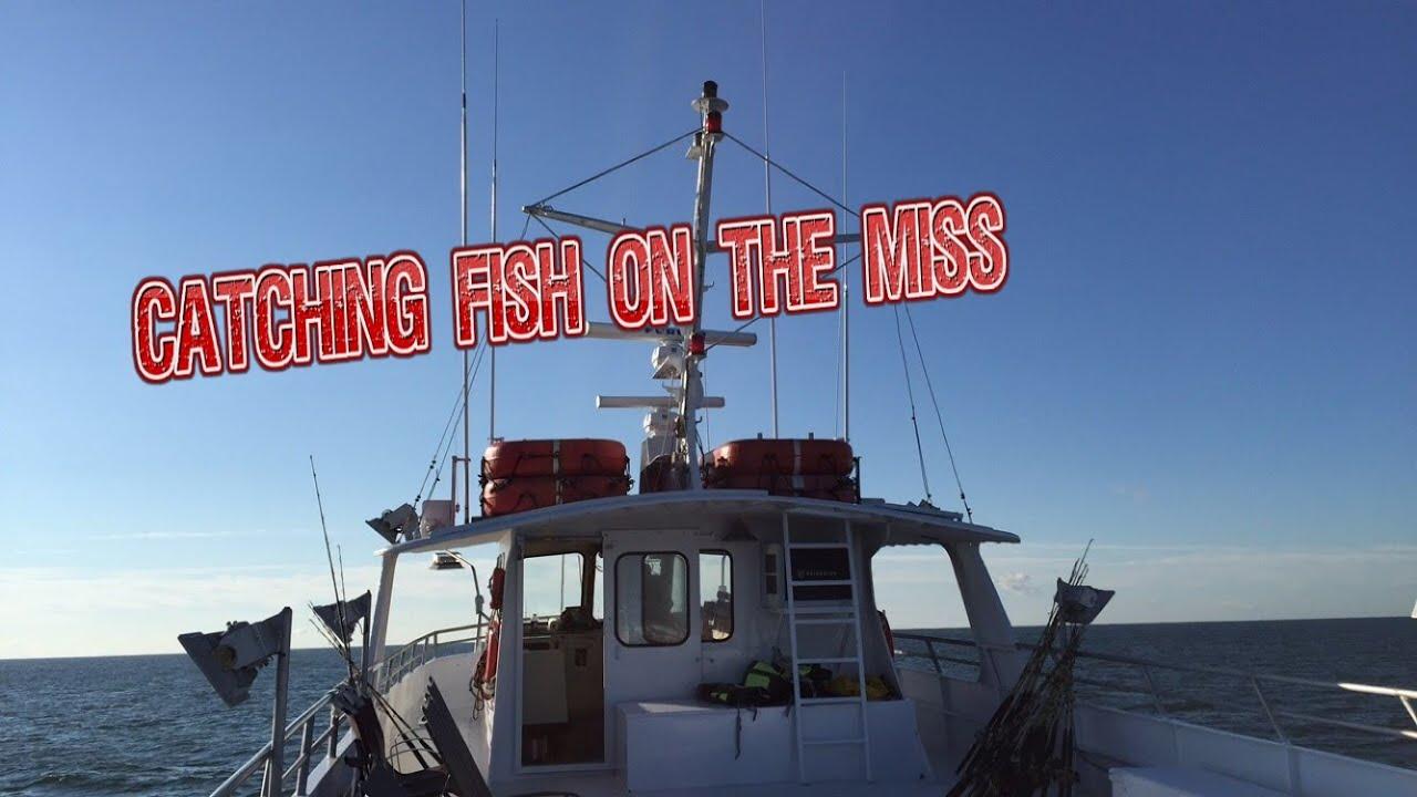 Catching Fish on the Miss  Belmar Princess