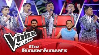 Srimal Fernando | Mashup | Mumunanawa | Pawela Yanna | The Knockouts | The Voice Sri Lanka