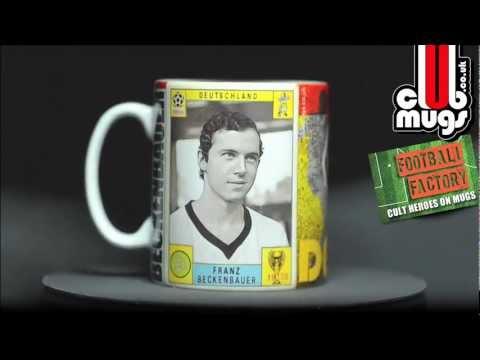 Franz Beckenbauer Mug