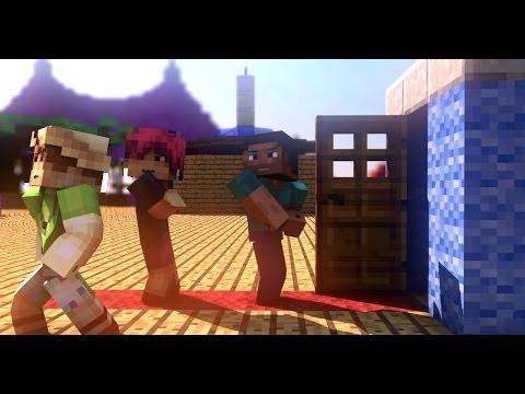 April Fool ! Minecraft Animation