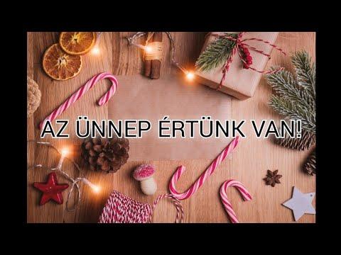 Az ünnep értünk van! - Karácsony