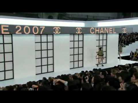 Chanel S/S 2007 - youtube