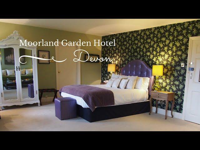 Moorland Garden Hotel in Devon - our Autumn weekend