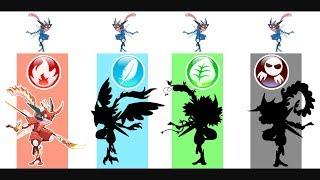 Ash-Greninja - Pokemon Evolution & Ultimate Power.