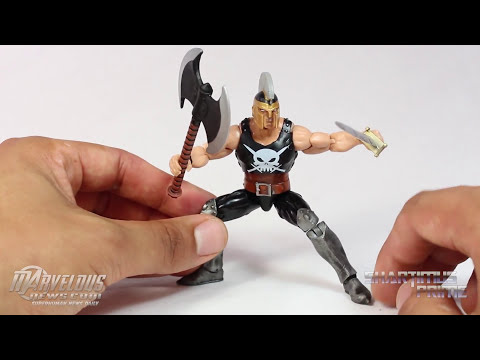 Marvel Universe Ares 3 3/4 Inch Infinite Series Action Figure Review