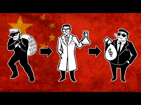 How China Steals US Technology for Profit | China Uncensored