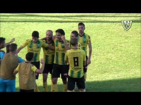 Leixões 1-1 Tondela (Segunda Liga 2014-2015)