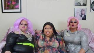 Miss Universe Kiki 2017 With Jiggly Caliente