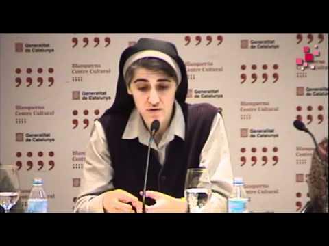 Fragmenta Presentación de La teología feminista en la historia de Teresa Forcades en Madrid