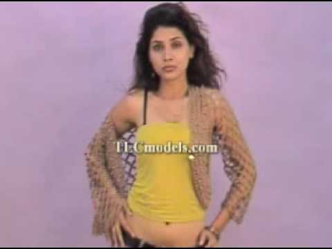 Beautiful Indian Model n Actress..video portfolio