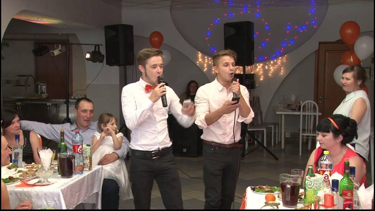 Танец поздравление на свадьбу от родственников 79
