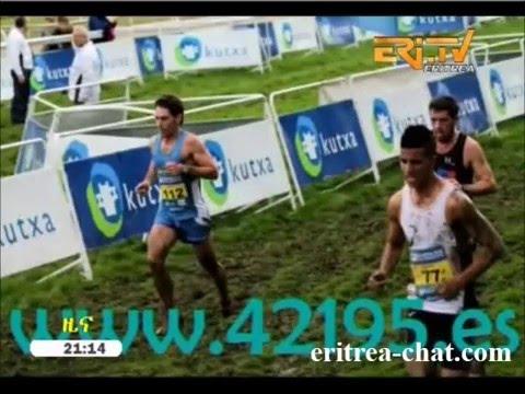 EriTV Sport 2nd and 3rd Place for Eritrea in 10K Race - Abrar Osman