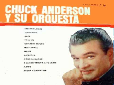 Chuck Anderson Big Band Mexico INCERTIDUMBRE Jorge Ortega Tommy Rodriguez.wmv
