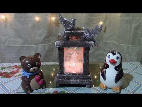 Лампа фонарь для новогоднего декора своими руками ХоббиМаркет