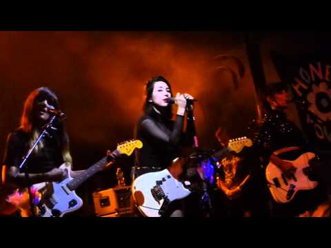 Dum Dum Girls 30 LIVE HD (2014) Burger A-Go-Go The Observatory