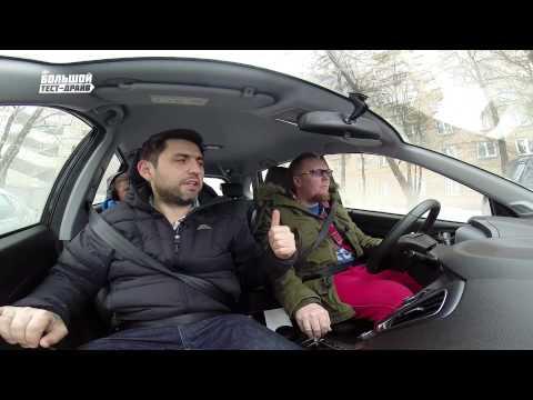 Chery Tiggo 5 - Большой тест-драйв (видеоверсия) / Big Test Drive
