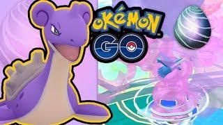 Shiny-Lapras weltweit, Pottrott ohne Ende & neues Shiny gefangen | Pokémon GO Deutsch #975