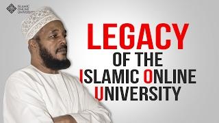Legacy of the Islamic Online University