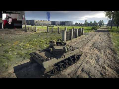 Lyzhnik MaxManson Live Stream War Thunder #1