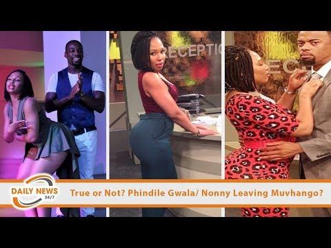 True or Not? Phindile Gwala - Nonny - Leaving Muvhango thumbnail