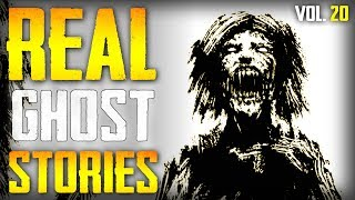 Haunted Workplace & Glitch In The Matrix | 9 True Scary Paranormal Ghost Horror Stories (Vol. 20)