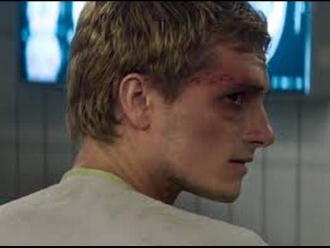 Mockingjay -  Peeta & Katniss