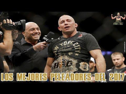 LOS MEJORES PELEADORES DEL 2017 | MMA ADICTOS