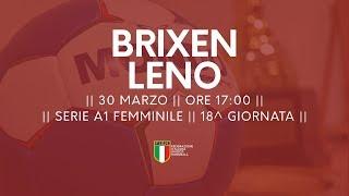 Serie A1F [18^]: Brixen - Leno 28-17