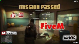 GTA V PC FiveM MOD: próximas misiones!!!!