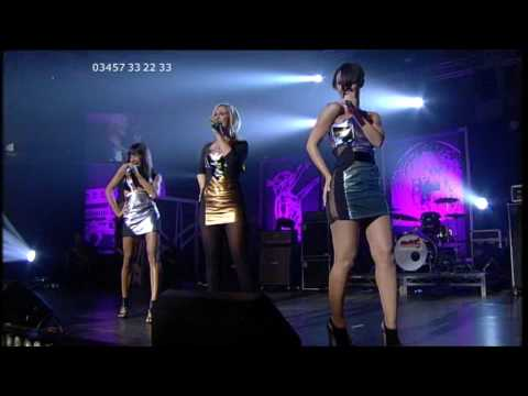 Sugababes - Get Sexy - Children In Need 2009 video