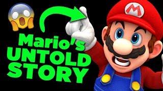 Mario's UNTOLD STORY !