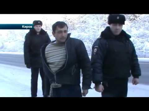 В Кирове пассажиры, возвращавшиеся домой с пьяной вечеринки, убили таксиста