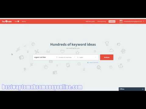 What is KWFinder? A Long Tail Keyword Finder Review & Overview