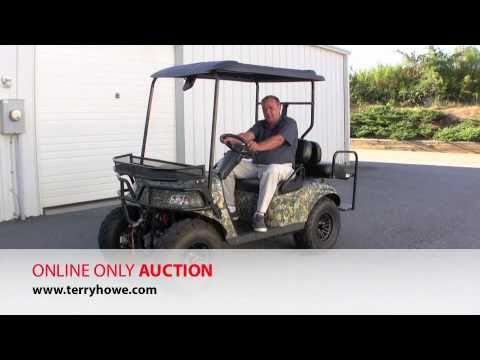 2008 Ruff and Tuff Electric Vehicle - Online Only Auction