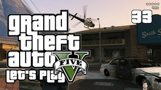 GTA V - Let's Play/Walkthrough - Mission 35: The Paleto Score - #33 (GTA 5 Gameplay)