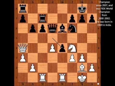 Magnus Carlsen vs Viswanathan Anand - Moscow 2013