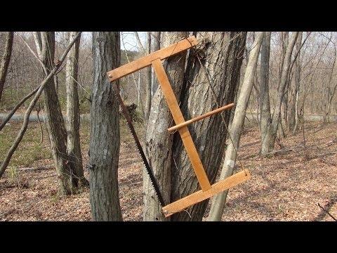 Make A Bushcraft Bucksaw