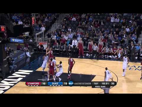 Top Plays: Duke 70 Stanford 59