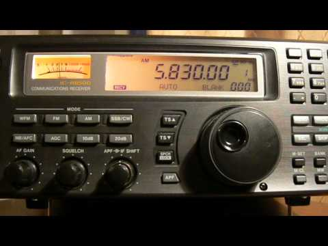 5830khz,WTWW,Lebanon TN,USA,English.