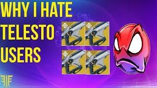 Why I Hate Telesto Users...(funny) Destiny 2 Forsaken