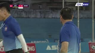 Highlights trận Thanh Hoá vs TP.HCM (2-0) vòng 14 V League 2018