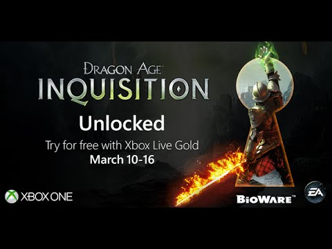 Prueba gratis Dragon Age Inquisition en Xbox one.