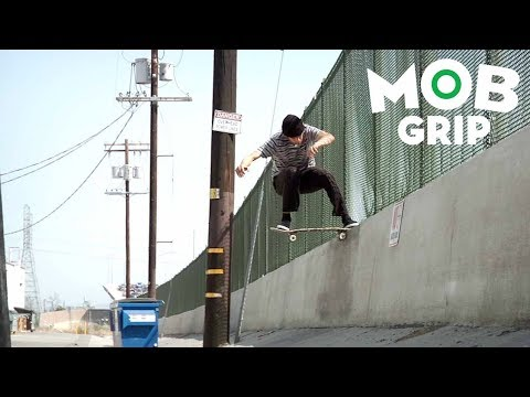 Chris Wimer: Beast in the Streets | MOB Grip | The Grippiest