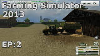 Farming Simulator 2013 - Central Kansas - EP:2